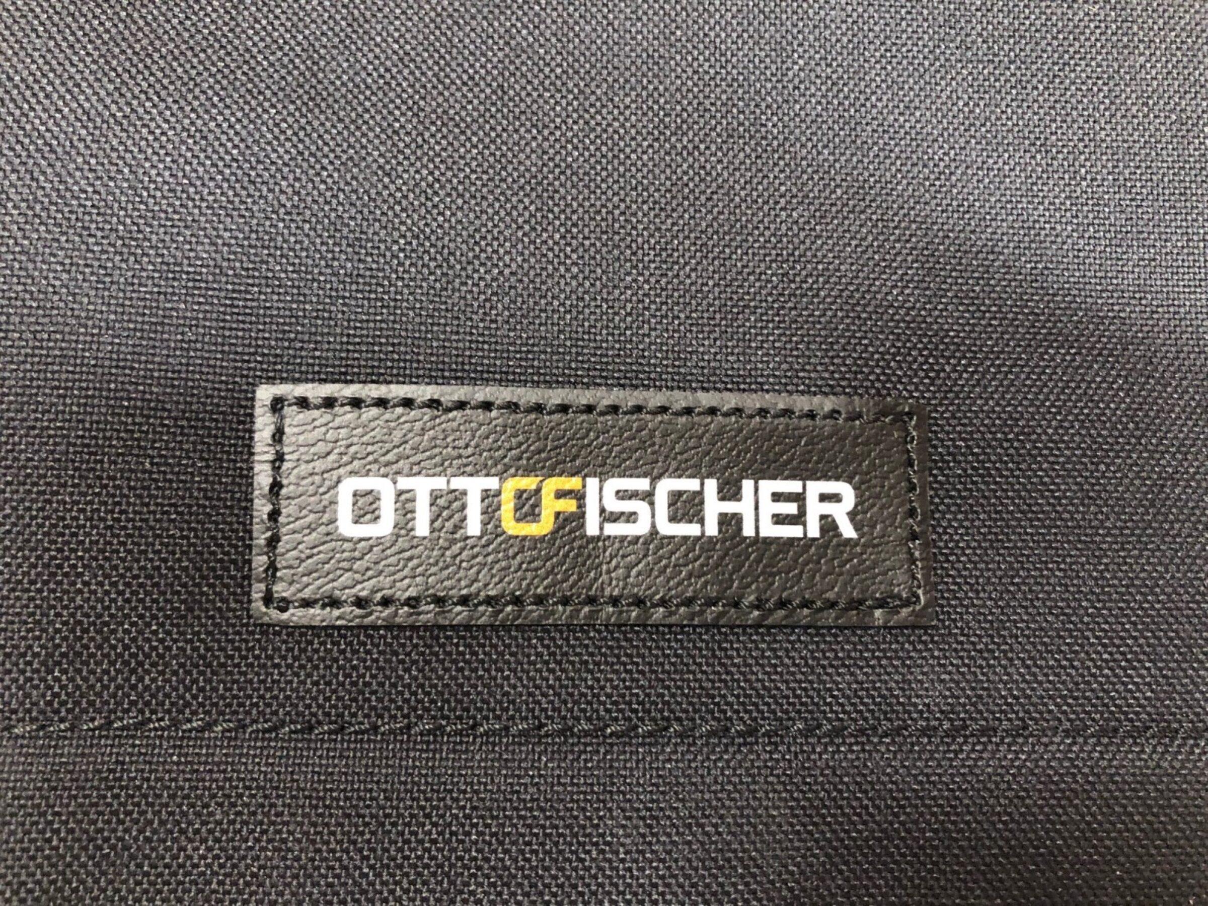 Tasche Logo Otto Fischer