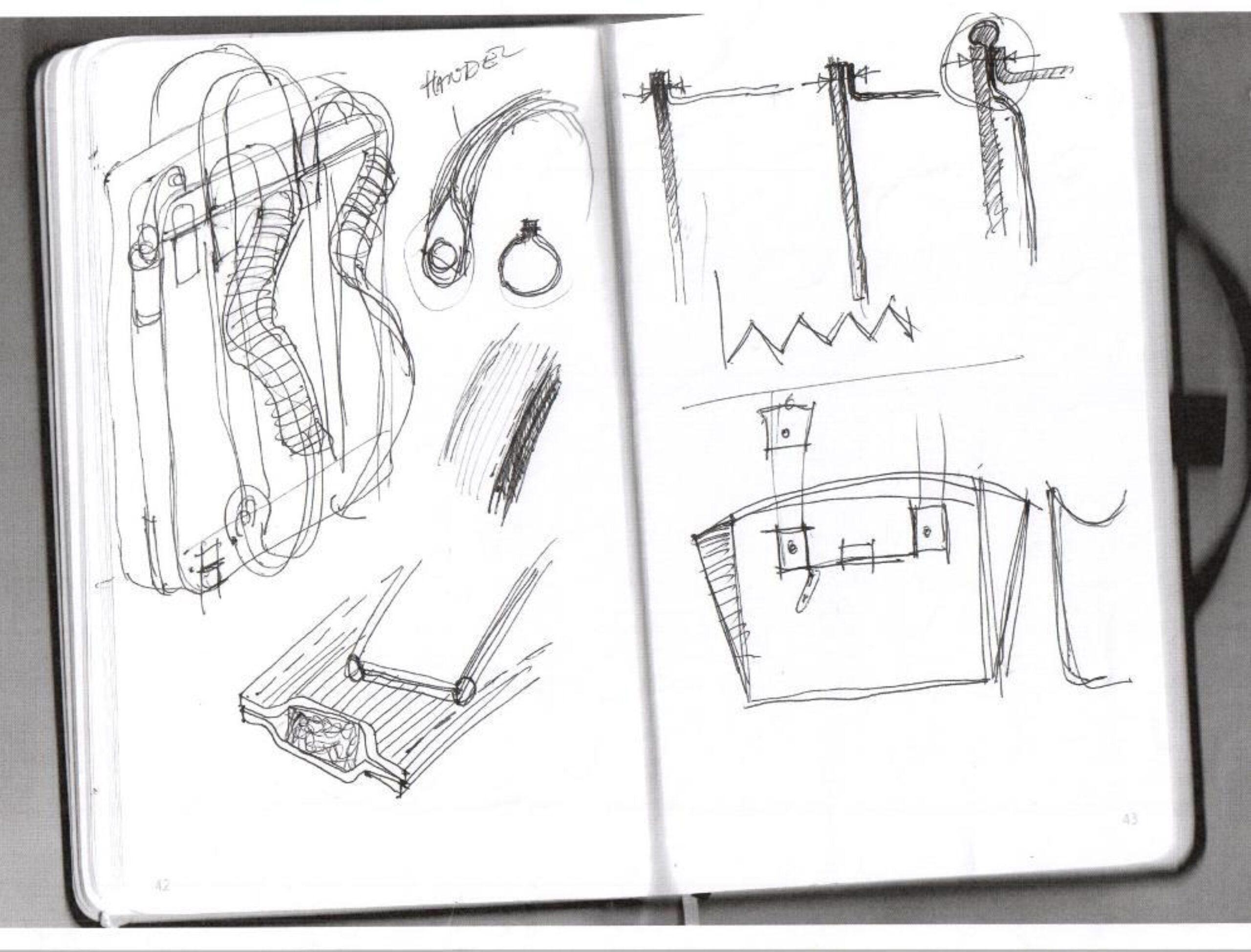 Design Carsten Zeichnungen Seite 1