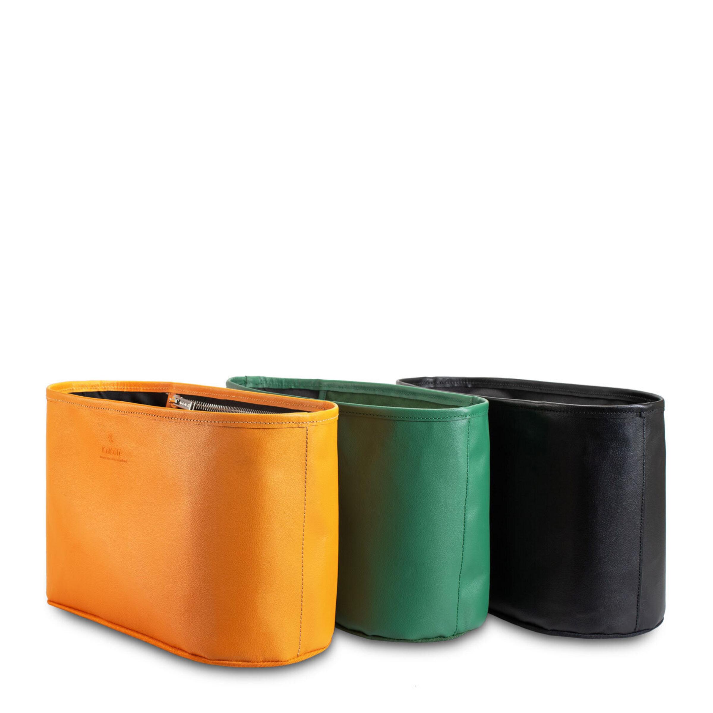 2 Diäner Innentaschen 3 Farben
