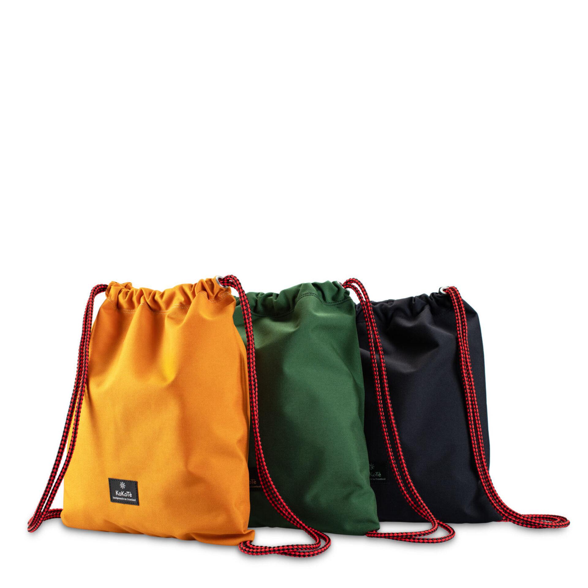 Gymbag drei Farben 1