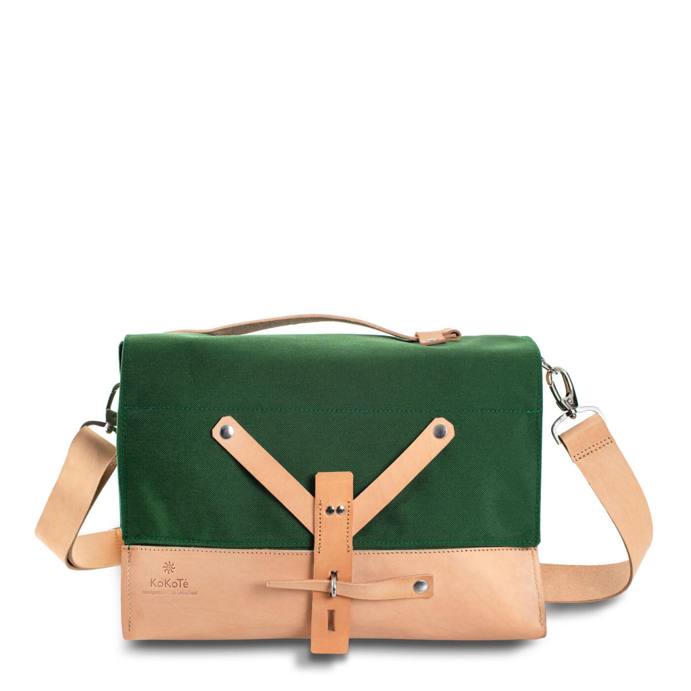 Tornister grün 1